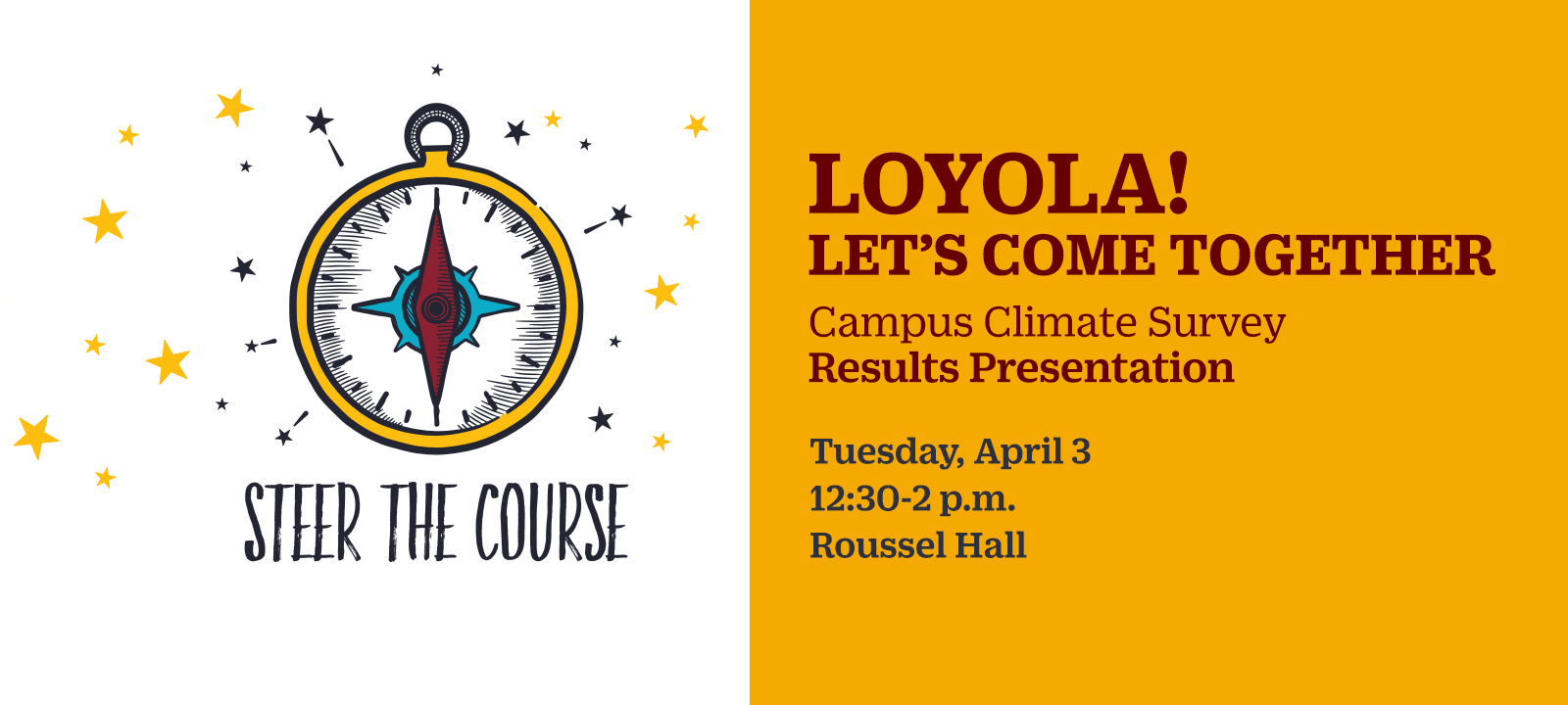 Come and hear what community members have to say about what it's like to learn, work and live at Loyola